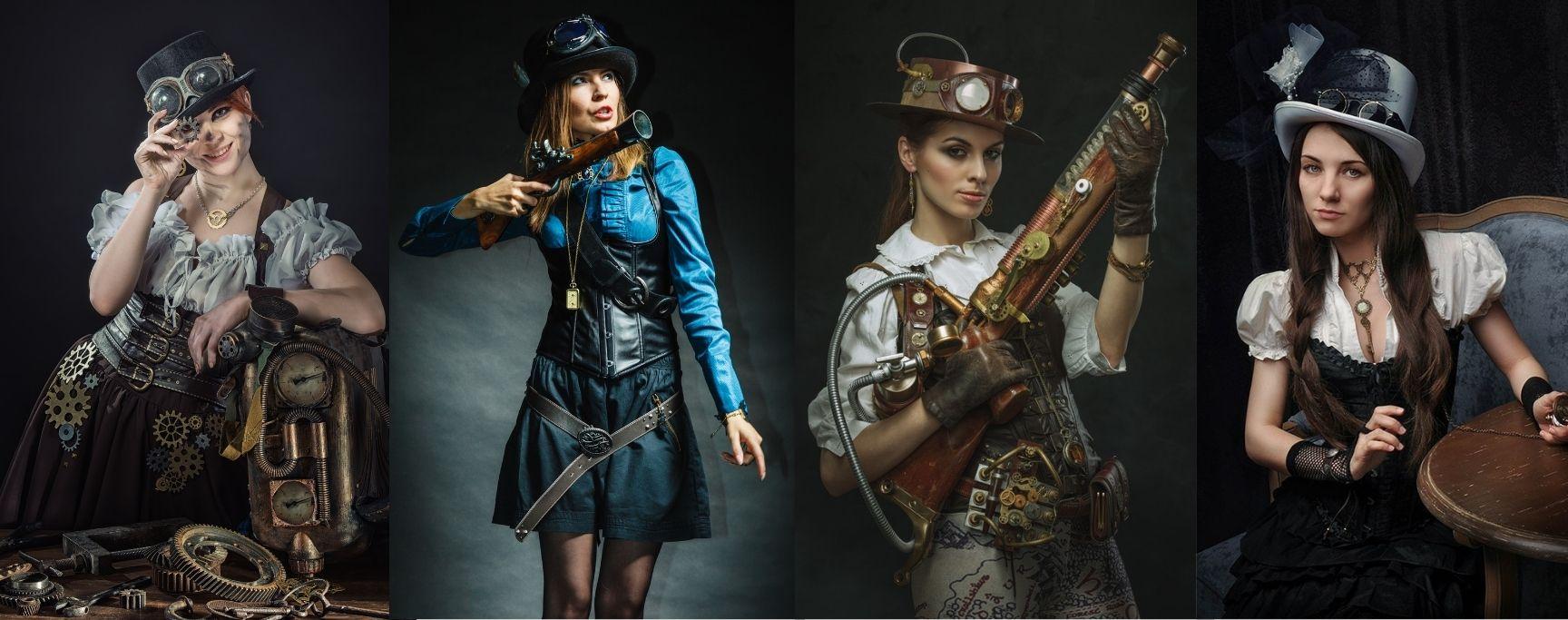 accessoire steampunk femme